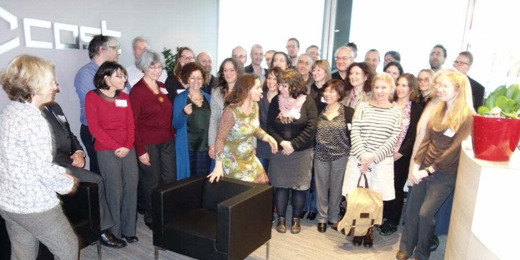 Meeting in Brussels