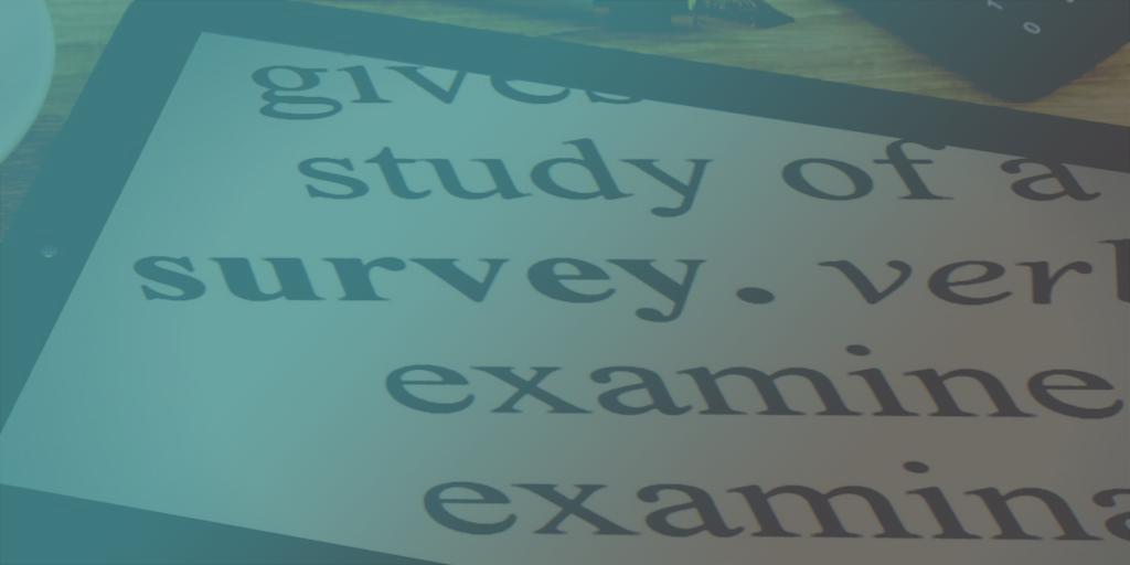 E-READ Survey Results